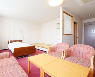 畳のある大きなお部屋(特別室)